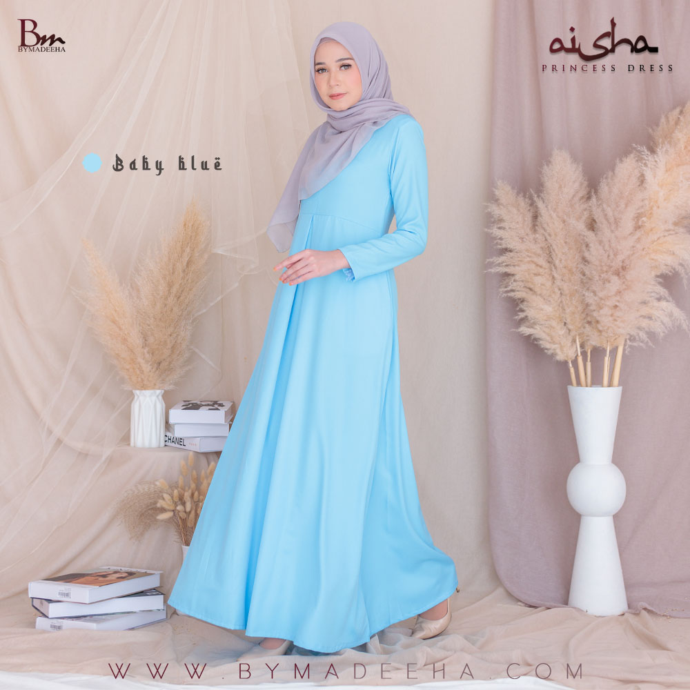AISHA PRINCESS DRESS
